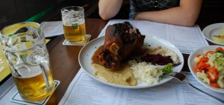 Недорого поесть в Праге - не проблема
