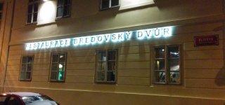 Пивная Бредовский двор - Bredovský dvůr
