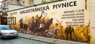 Пивная Малостранская пивница - Malostranská pivnice