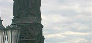 Статуя святого Иосифа. Статуя святой Анны с Девой Марией и младенцем