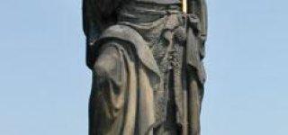 Статуя Иоанна Предтечи