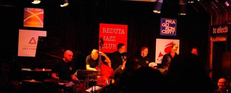 Клуб Reduta Jazz Club