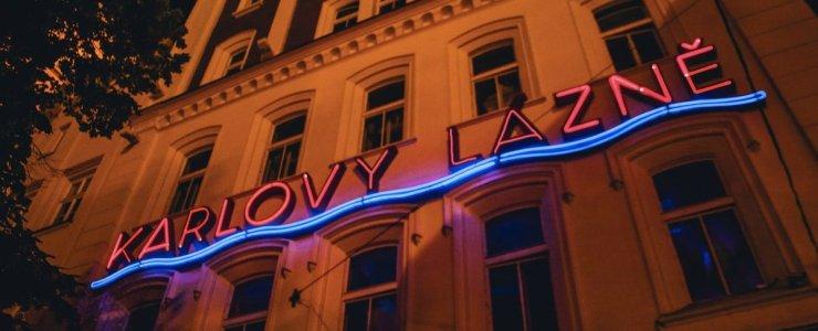Клуб Karlovy láznĕ