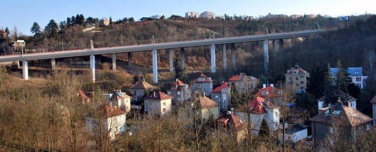 Баррандовский мост