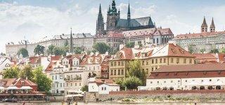 Погода в Праге в июле