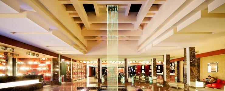 Отель Grand Majestic Plaza