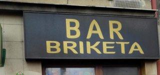 Пивная Брикеты - Briketa bar