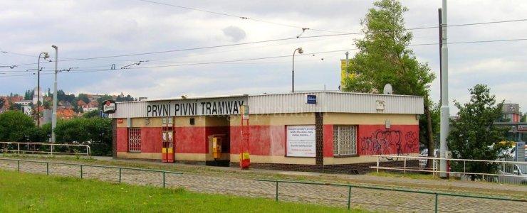 Пивная Первый пивной трамвай - První Pivní Tramway