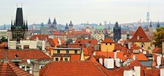 Погода в Праге в марте