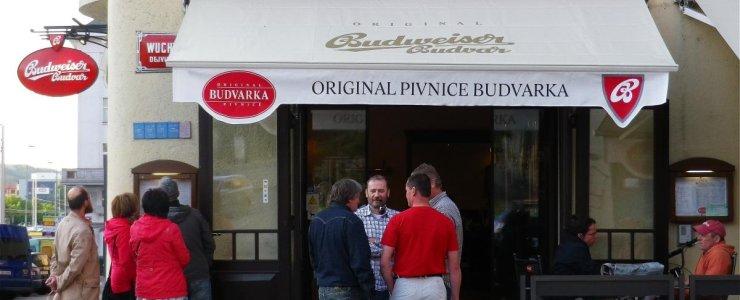 Пивная Будварка - Budvarka