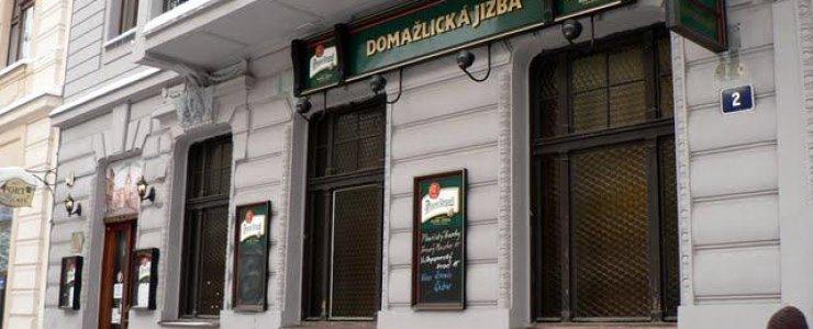 Пивная Домазлицка изба - Domazlicka Jizba