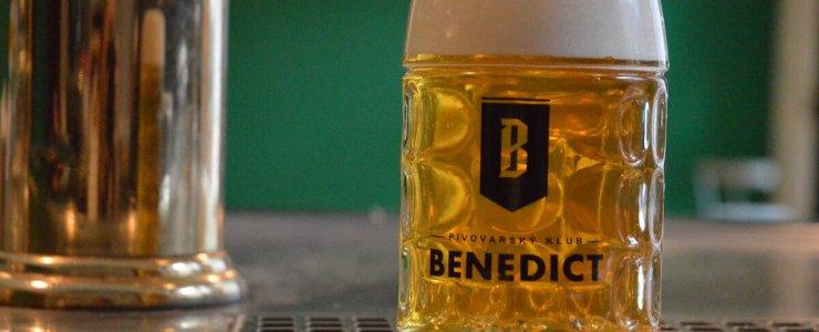 Пивная Пивоварский клуб Бенедикт - Pivovarsky Klub Benedict