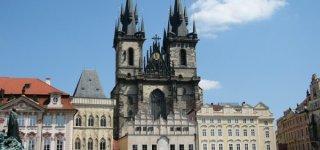 Погода в Праге на 10 дней