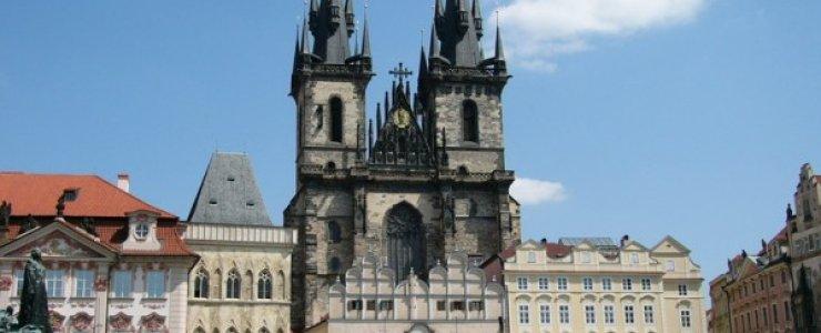 Как добраться из Нюрнберга в Прагу