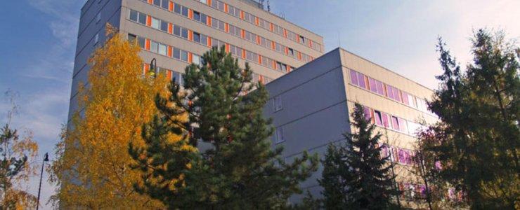 Отель Abito hotel в Праге