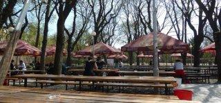 Пивной парк Риегровых садов -  Mlíkárna