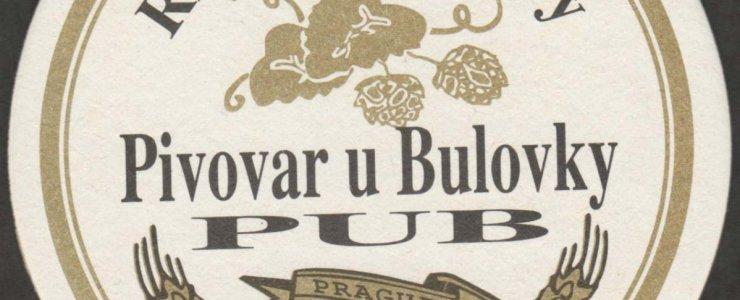 Пивная Пивовар у Буловки - Pivovar u Bulovky