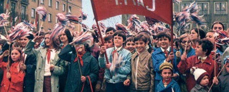 Первомайский праздник труда