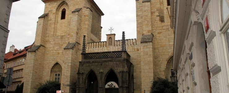 Костел Девы Марии под цепью