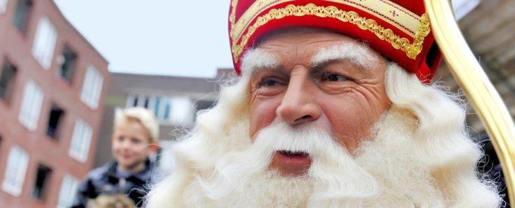 Праздник святого Микулаша (Николая)