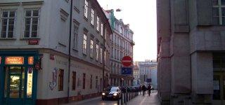 Улица Charvátova