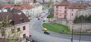 Улица Chotkova