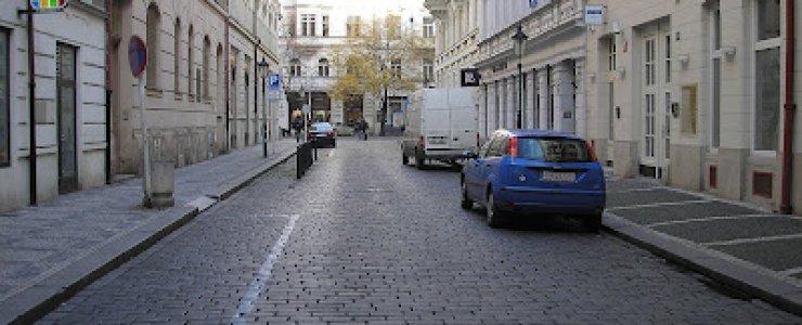 Улица Jáchymova