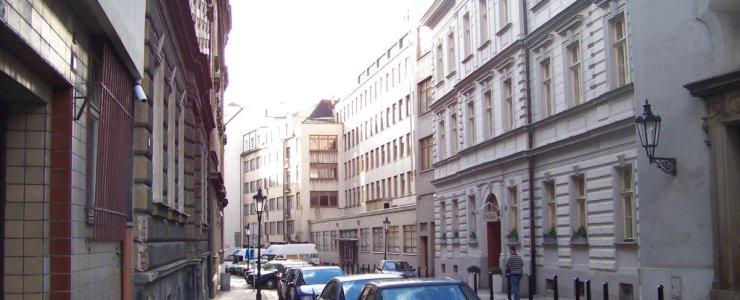 Улица Bartolomějská