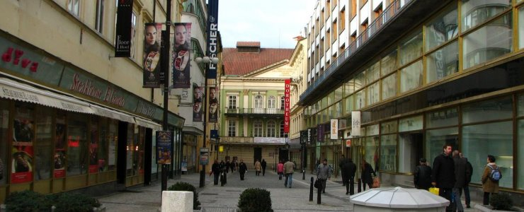 Улица Havířská