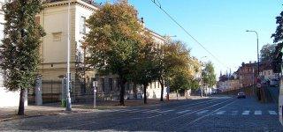 Улица Dlabačov