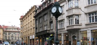 Улица Karmelitská
