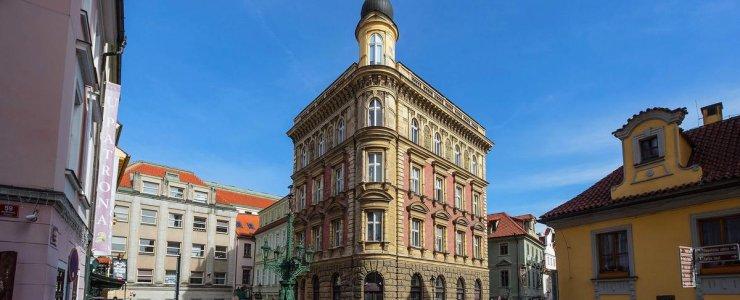 Улица Dražického náměstí