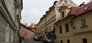 Улица Cihelná