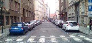 Улица Bílkova