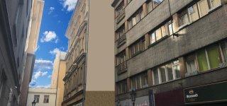 Улица Benediktská