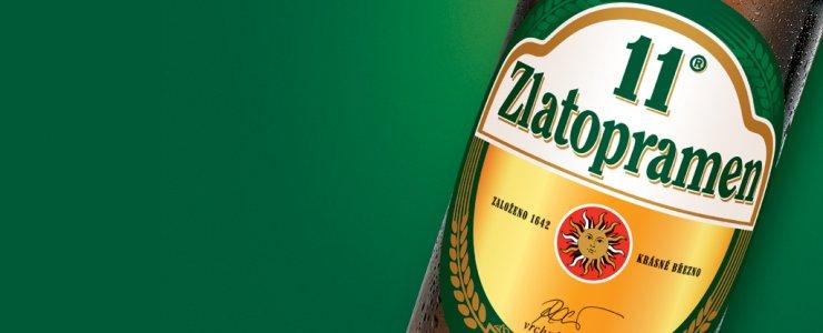 Пивоварня Златопрамен (Zlatopramen)