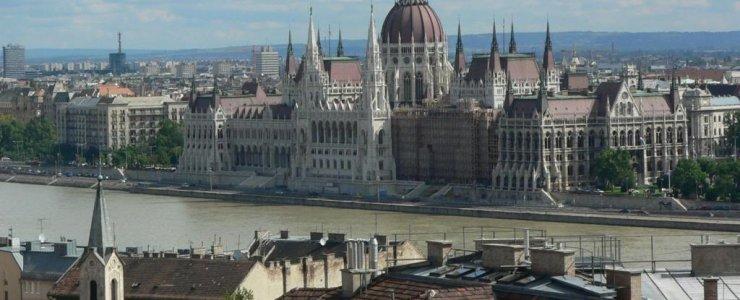 Как добраться из Праги в Будапешт