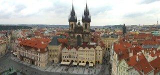 Как добраться из Москвы в Прагу