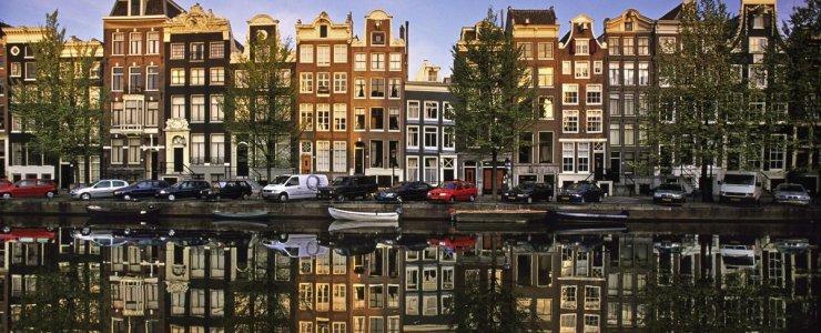 Как добраться из Праги в Амстердам