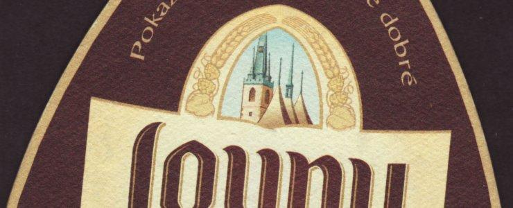 Пивоварня Лоуны - Louny