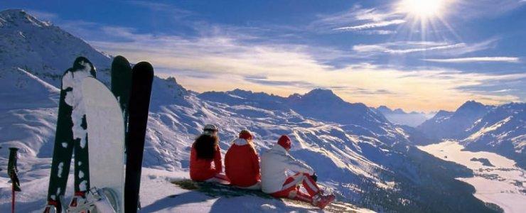Грубы-Есеник - горнолыжный курорт