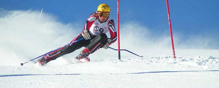 Горнолыжный курорт Орлицкие горы (Ski center Říčky)