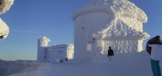 Горнолыжный курорт Пец под Снежкой (Pec pod Sněžkou)