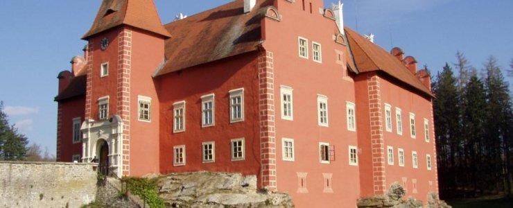 Замок Червена-Льгота