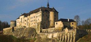 Замки в Центральной Чехии