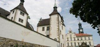 Замок Бенешов над Плучници
