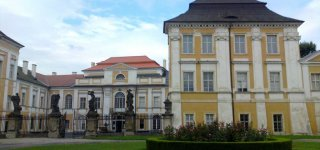 Замок Духцов