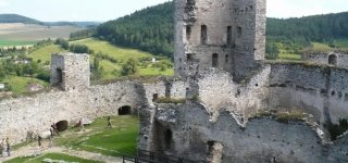 Замок Раби