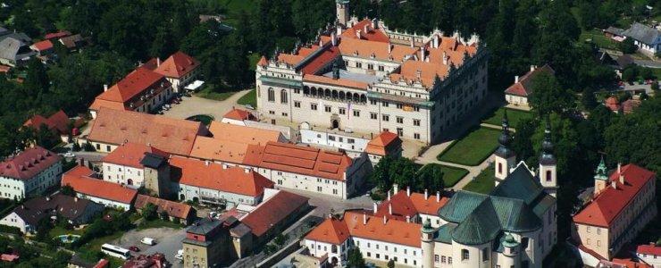 Замок Литомишль