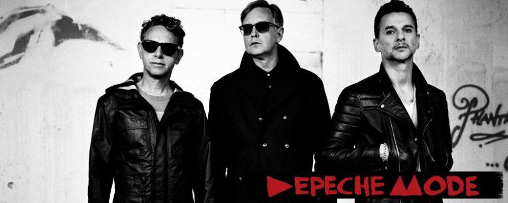 Концерт Depeche Mode в Праге